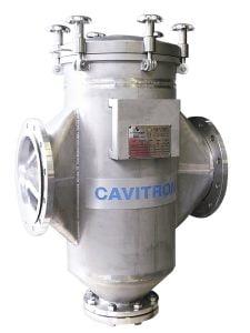 Ansicht eines CAVIMAG Magnetabscheiders